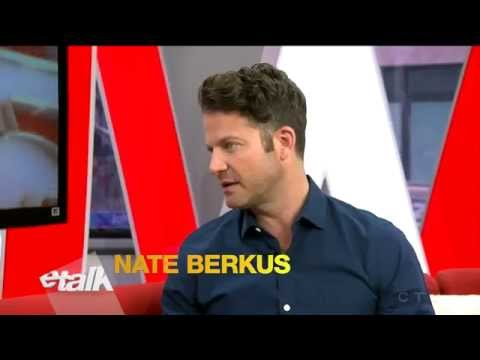 Nate Berkus interview 2015 on his husband Jeremiah Brent & Etalk
