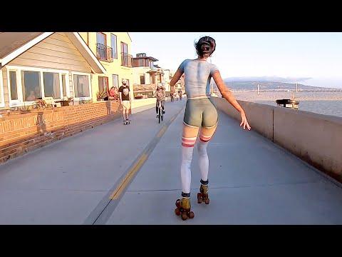 Leg Wars: Model Hits Back With Longest USA Pins ClaimKaynak: YouTube · Süre: 4 dakika1 saniye