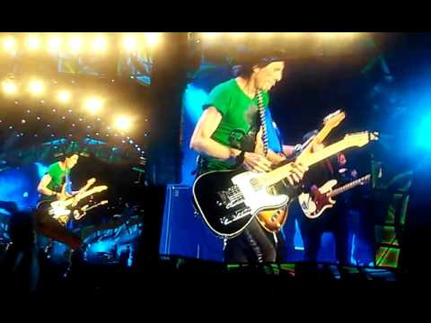 The Rolling Stones - Tumbling Dice - Argentina 2016