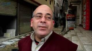 مصر العربية |   25 يناير في الغربية.. غضب وحلوى وورد