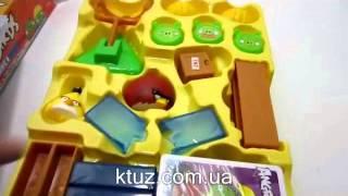 Настольная игра Angry Birds (on thin ice)