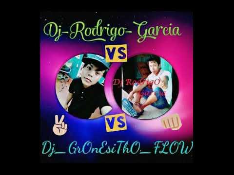 Megamix  FT Dj GrOnEsiThO FLOW VS  Dj Rodrigo Garcia