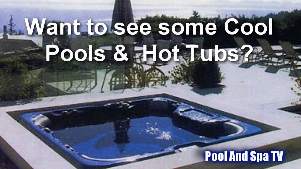 Jacuzzi Pool Installation Coolest Swimming Pool Hot Tub Spa Installations Of 2012 Pool And Spa Tv