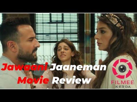 Jawaani Jaaneman - Latest Bollywood Movie Review - Filmee Keeda