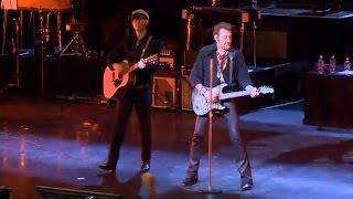 Concert Johnny Hallyday pour VAINCRE LE CANCER à L'Opéra Garnier présenté par Michel OKS