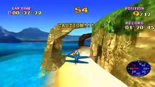Air Race PS1/ PSX Widescreen @ 60fps PCSXR-PGXP (1997)