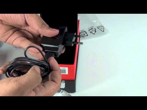 LG Optimus 3D Max Unboxing
