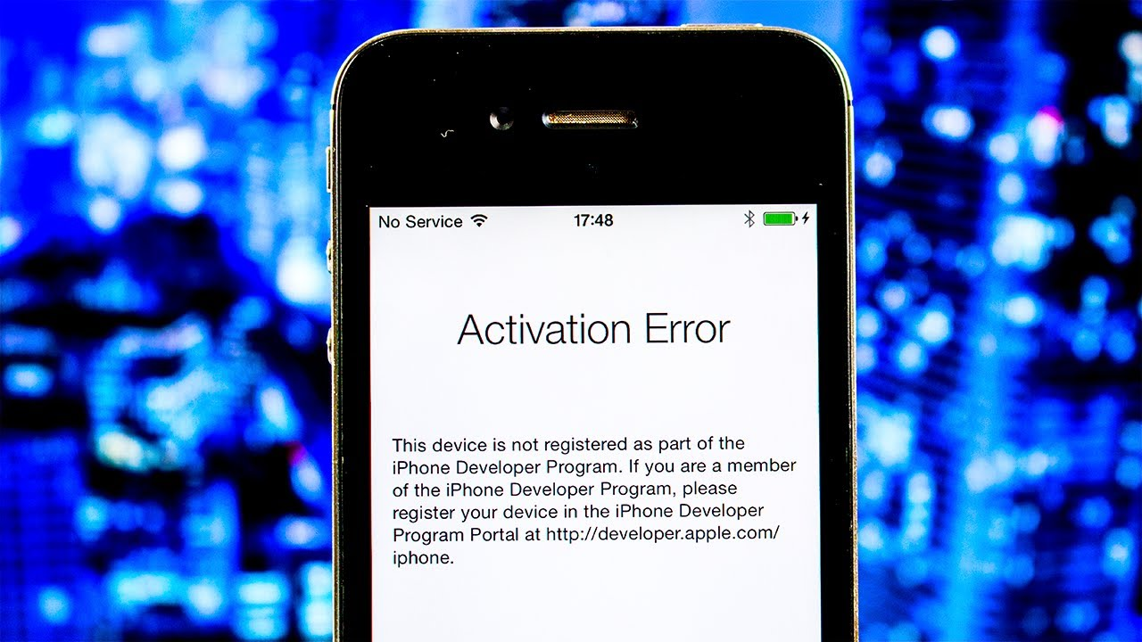 could not activate iphone fix ios 8 activation error unbrick ios 8 locked device 13896
