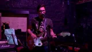 Nik Glover (Loved Ones) - The Cusp & The Wane ( Ed Harcourt cover ) live at Fortyfication