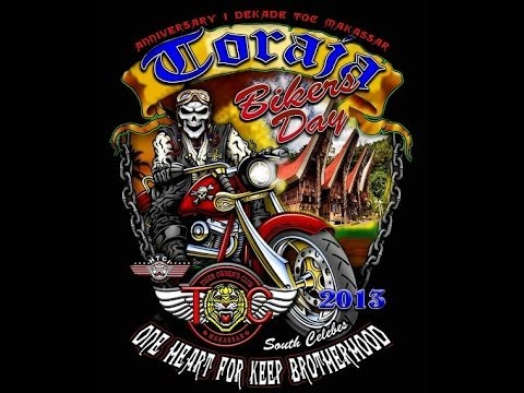 Toraja Biker's Day 2013 Part 1