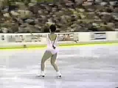 Midori Ito 1987 Worlds SP