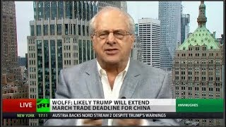 US-China trade talks 'made for TV politics' – Richard Wolff
