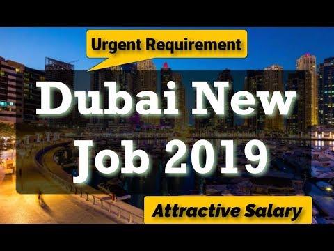 Dubai New Job 2019 Direct from Company   Employment Visa   Free Job Guide   Hindi Urdu