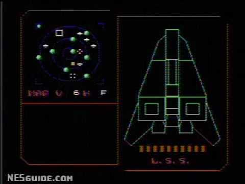 Star Voyager - NES Gameplay
