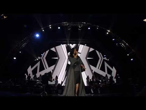 Isyana Sarasvati - TERPESONA   Konser Ayat Ayat Cinta 2