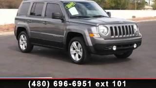 2011 Jeep Patriot - Buick Liberty GMC - Peoria, AZ 85382