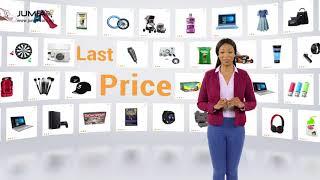 Jumia 'Save money, Shop Easy'