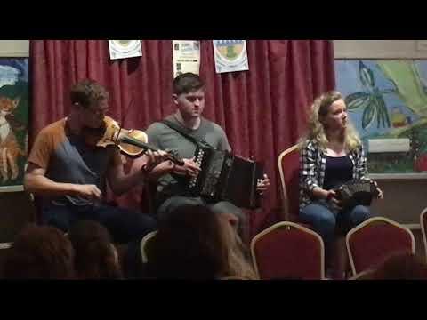 Michael Gorman, Bryan O'Leary, Niambh Dalton