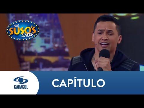 Capítulo: Jorge Celedón y Flora Martínez invitados de lujo en The Suso´s Show | Caracol Televisión