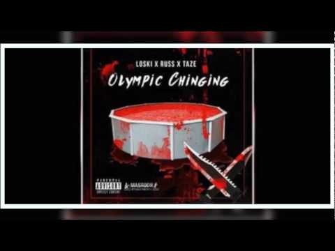 #HarlemO #SMG| Loski x Russ x Taze - Olympic Chinging #Exclusive (Prod. @KeeloBeats)