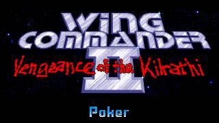 Wing Commander 2: Vengeance of the Kilrathi - Soundtrack (FM Towns CD)
