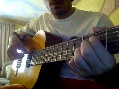 Simple Cowboy Guitar Song