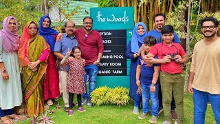 At The Woods with family for 2 nights | Wayanad vlog