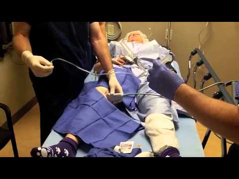 makoplasty and acl reconstruction - saphenous nerve block for,