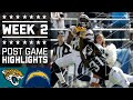 Jaguars vs. Chargers (Week 2) | Game Highlights | NFL