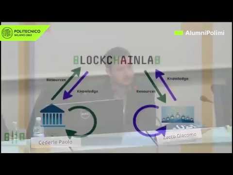 """""""BlockChain: una vera rivoluzione?"""" - AlumniPolimi Management Consulting"""
