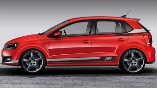 ABT Volkswagen Polo V 2009 Videos