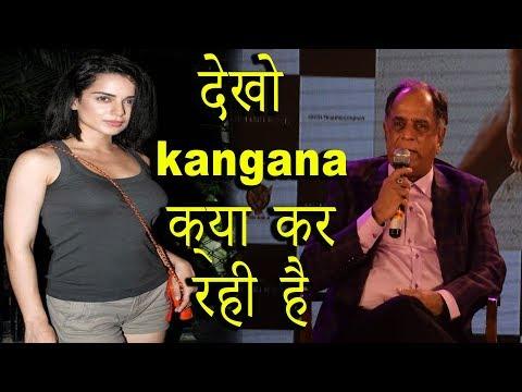 देखो kangana  क्या कर  रही है - Pahlaj Nihalani   | Julie - 2 Trailer Launch Mp3