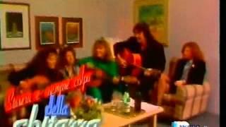 Lorenzo Pilat e le mule de Trieste (Chiara, Paola, Roberta e Antonella) - 1989