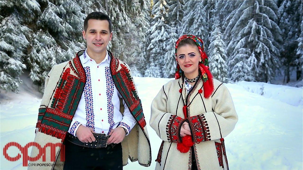 Cipri Popescu și Anamaria Gal - Ieși gazdă din casă afară (COLINDE BIHOR)
