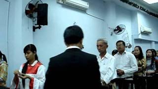Thương khó- Tiệc Thánh- HTTL Thanh Da- part 3- 19g15- 4122011