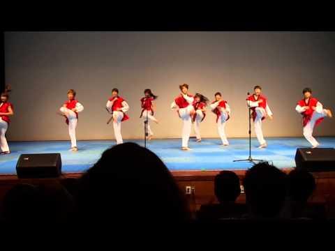 EPIK Aug2012 Taekwondo K-Pop Dance