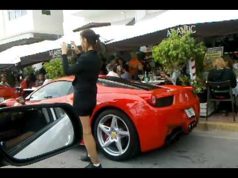 Miami Beach Fast Cars