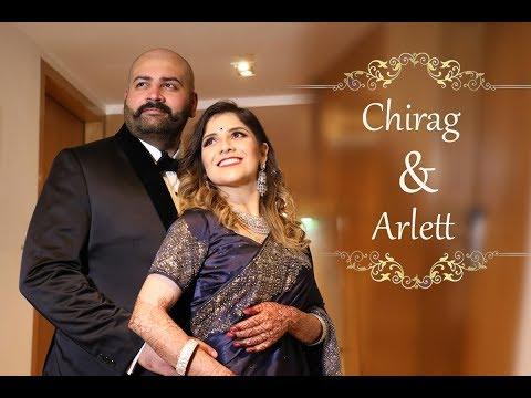 WEDDING HIGHLIGHT 2019   CHIRAG + ARLETT   TRIDENT   MUMBAI   BOOK OUR PHOTOGRAPHER