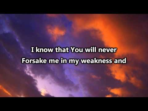Kari Jobe - You Are For Me - Instrumental with lyrics