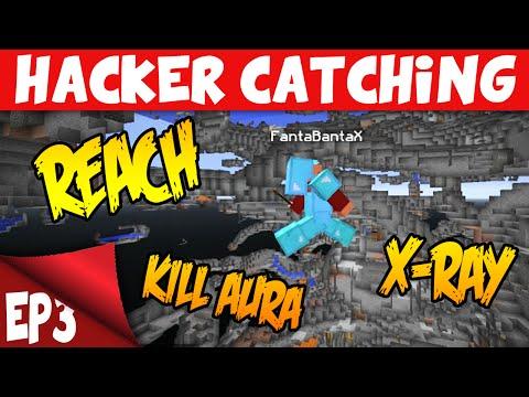 Minecraft: TROLLING HACKERS! EP3 //undo Trolling!