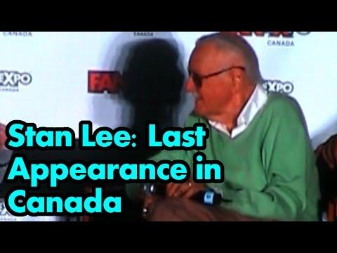 Last Appearance in Canada? - Fan Expo 2016