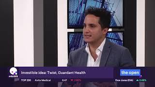 Twist Bioscience and Guardant Health  - Ausbiz Interview - 28 July 2020