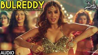 BulReddy Full Song   Sita Telugu Movie   Payal Rajput   Bellamkonda Sai Sreenivas,Kajal Aggarwal