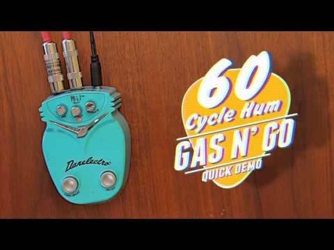 GAS N' GO - Danelectro PB&J Delay