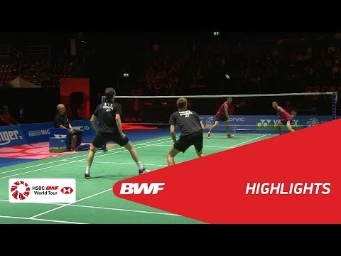 YONEX Swiss Open 2018 | Badminton MD - F - Highlights | BWF 2018