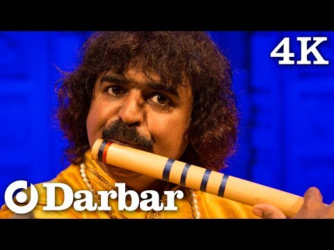Pravin Godkhindi Plays Raag Yaman | Darbar at Ravenna Festival | Music of India