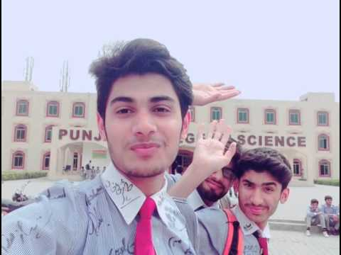 Punjab group of colleges sialkot campus boys say good bye to their college