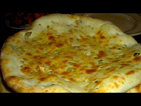 How to make KULCHA Recipe   Indian flat bread recipe  Bhavna