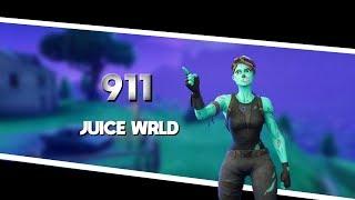 911 - Fortnite Montage (Juice Wrld)