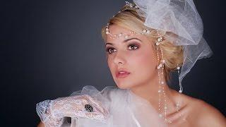 Свадебный макияж невесты от Орифлейм   макияж на свадьбу(Свадебный макияж невесты. Используемую косметику можно заказать в нашем интернет-магазине: http://ru.oriflame.com/beau..., 2015-05-31T11:27:11.000Z)